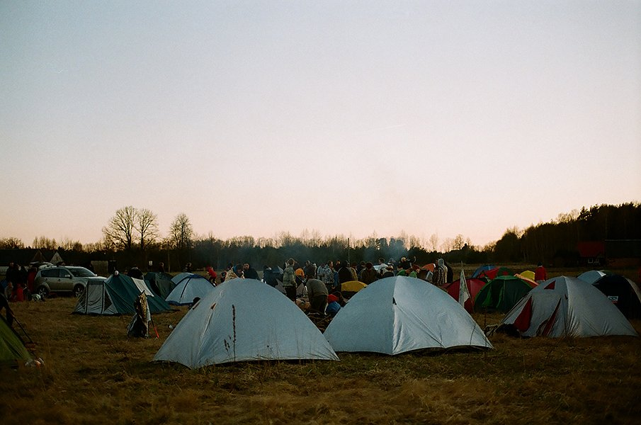 Second camp